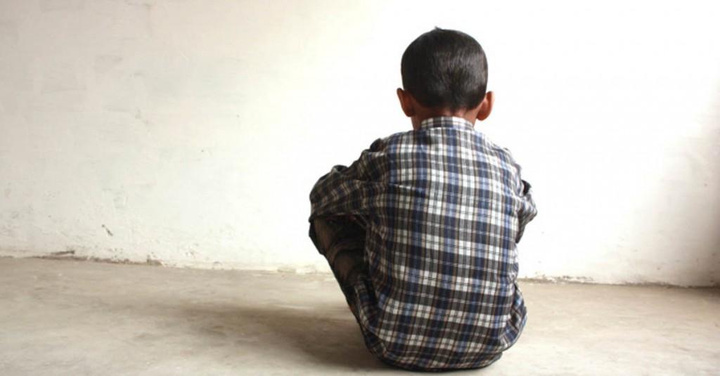 copil spate