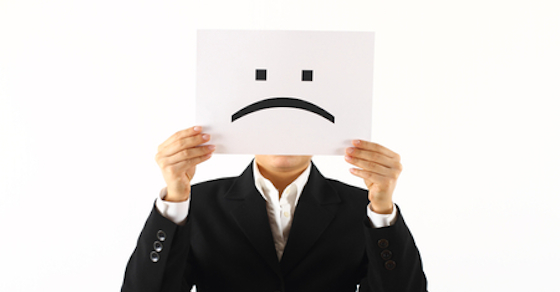 angajat nefericit